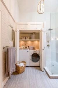 Tiny Master Bathroom 46