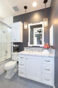Tiny Master Bathroom 53