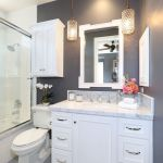 Tiny Master Bathroom 53