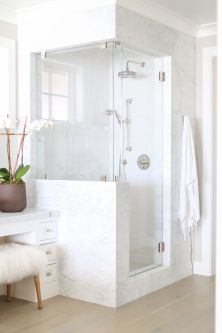 Tiny Master Bathroom 65