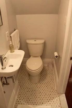 Tiny Master Bathroom 72