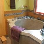 Tiny Master Bathroom 76
