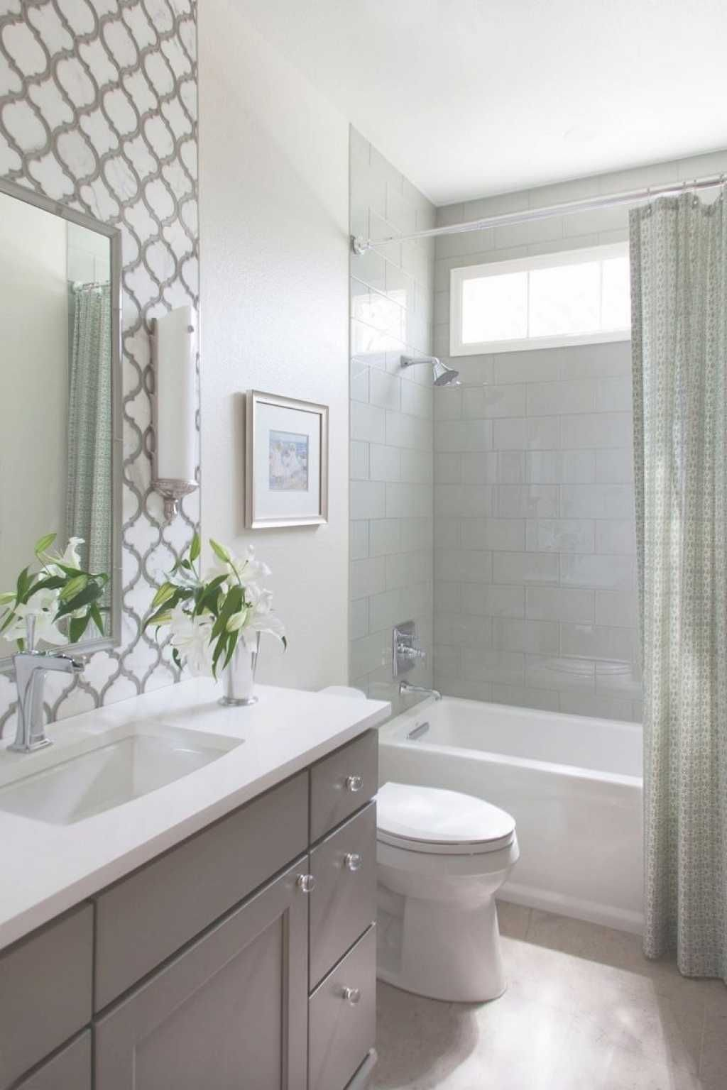 17 Ideas About Tub Shower Combo On  Bathroom Tub Regarding Small