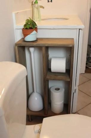 Tiny Master Bathroom 92