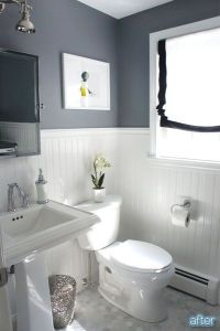 Tiny Master Bathroom 97