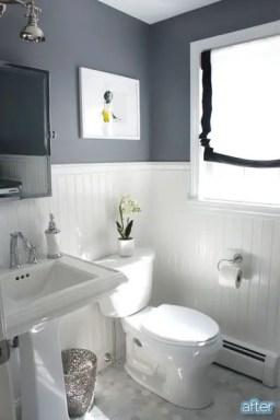 Tiny Master Bathroom 97