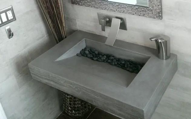 Tiny Master Bathroom 99