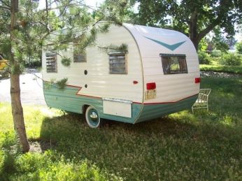 Vintage CampersTravel Trailers 177