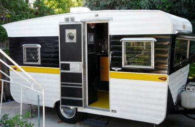 Vintage CampersTravel Trailers 181