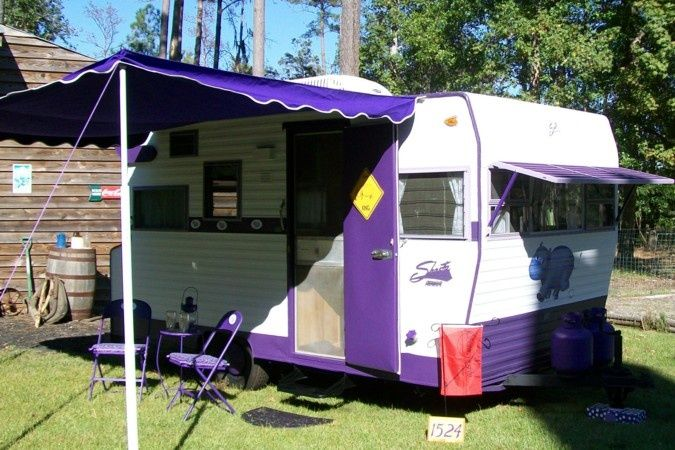 Vintage CampersTravel Trailers 182