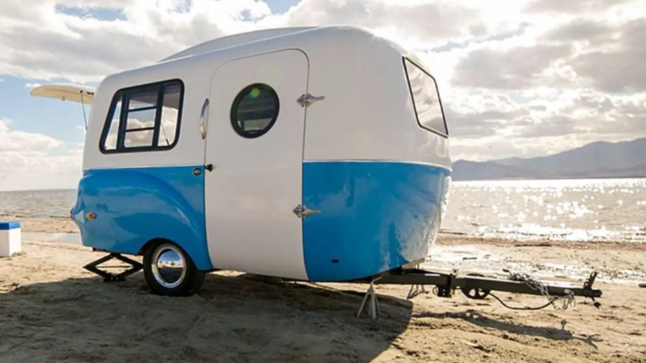 Vintage CampersTravel Trailers 217