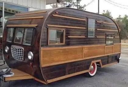 Vintage CampersTravel Trailers 227