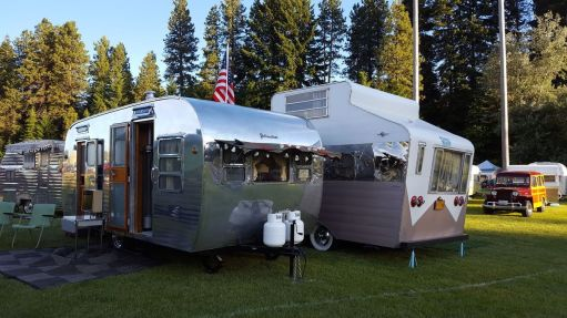 Vintage CampersTravel Trailers 235