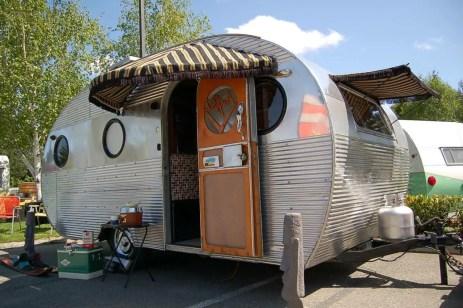 Vintage CampersTravel Trailers 237