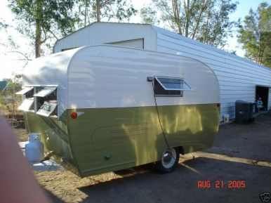 Vintage CampersTravel Trailers 252