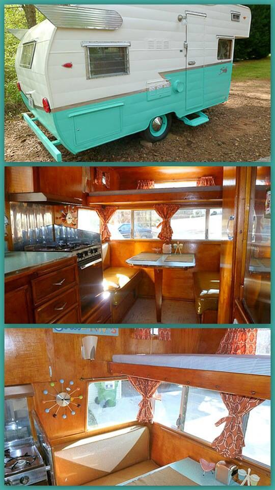 Vintage CampersTravel Trailers 268