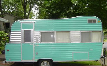 Vintage CampersTravel Trailers 275