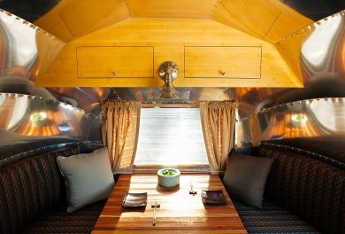 Air Streams Dream Campers 112