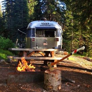 Air Streams Dream Campers 127