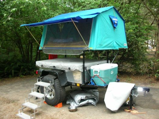 Air Streams Dream Campers 50