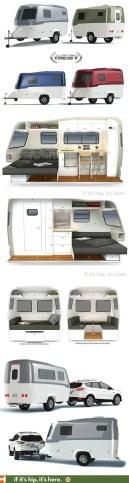 Air Streams Dream Campers 63