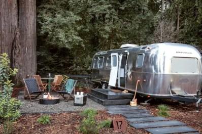 Air Streams Dream Campers 79