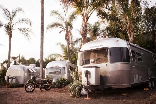 Air Streams Dream Campers 87