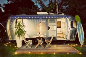 Air Streams Dream Campers 88