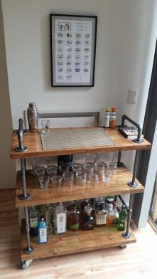 Bar Carts 110