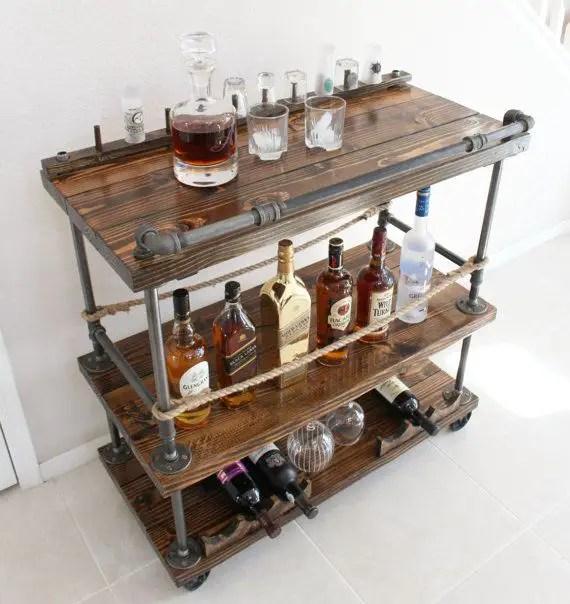 Bar Carts 118