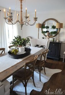 Dining Room Ideas Farmhouse 123