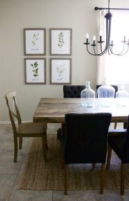 Dining Room Ideas Farmhouse 84