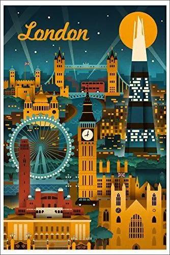 London Decor 161