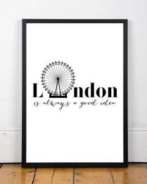 London Decor 29