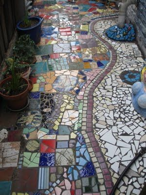 Mosaic Patio 110