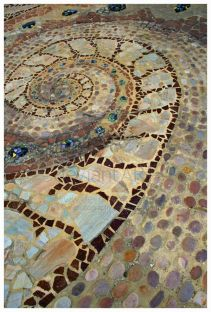 Mosaic Patio 12