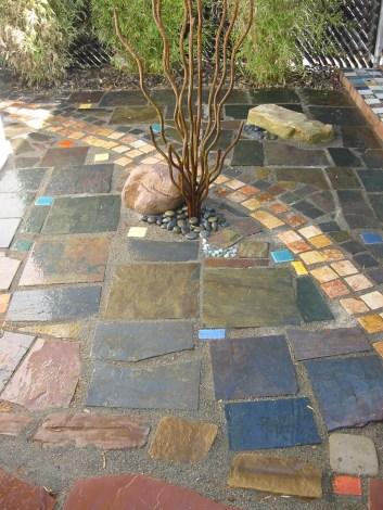 Mosaic Patio 121