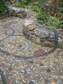 Mosaic Patio 133