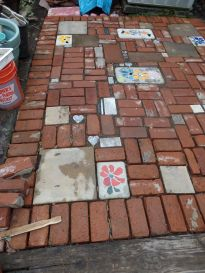Mosaic Patio 136