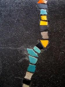 Mosaic Patio 144