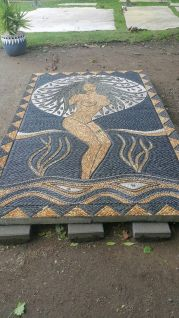 Mosaic Patio 153