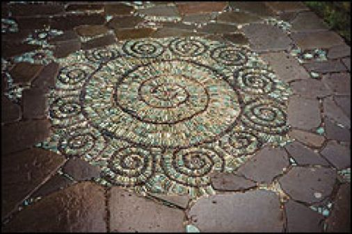 Mosaic Patio 17