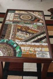 Mosaic Patio 88