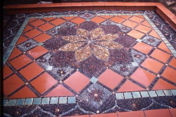 Mosaic Patio 99