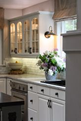 Sconce Over Kitchen Sink 100