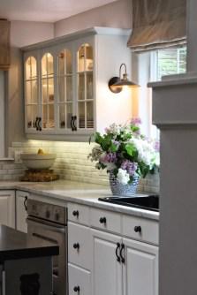 Sconce Over Kitchen Sink 100