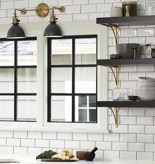 Sconce Over Kitchen Sink 120