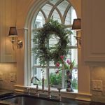 Sconce Over Kitchen Sink 134