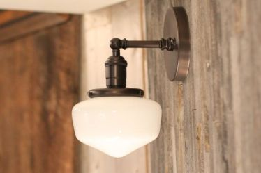Sconce Over Kitchen Sink 136