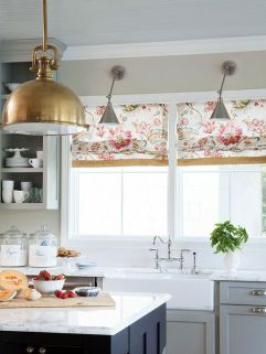 Sconce Over Kitchen Sink 148
